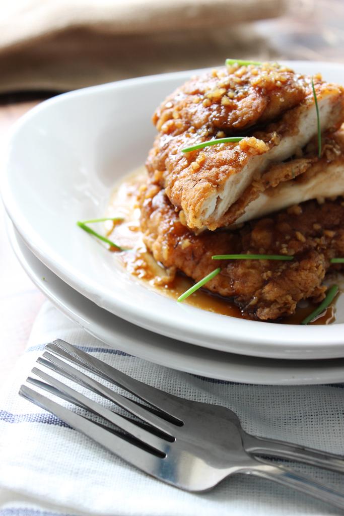 crispy-honey-garlic-chicken