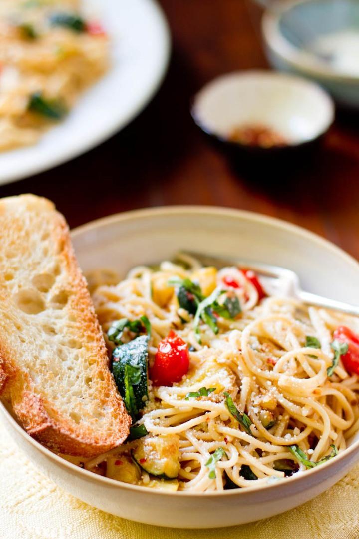 summer-spaghetti