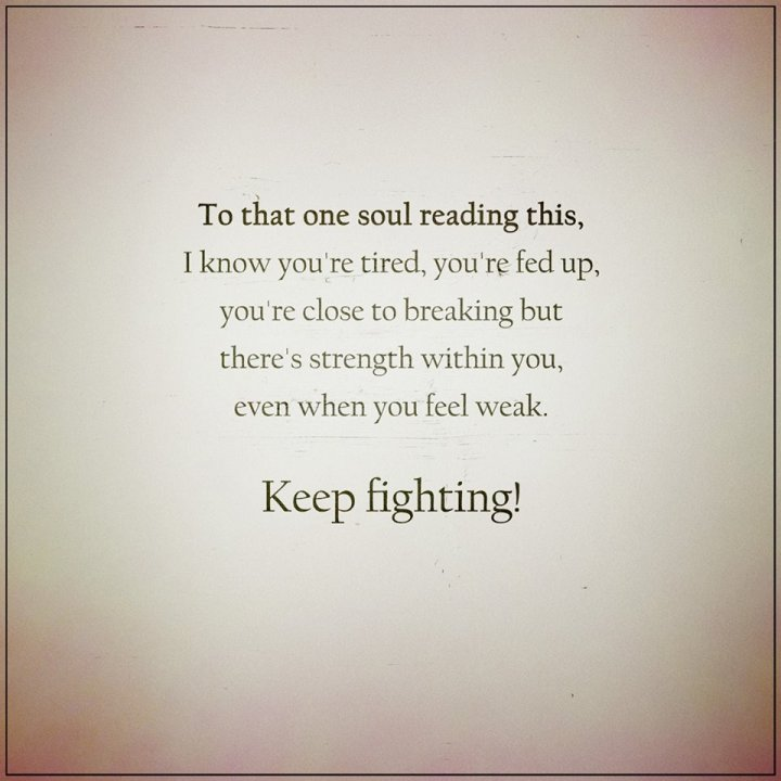 keepfight